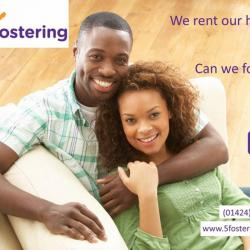 we rent our home, can we foster?